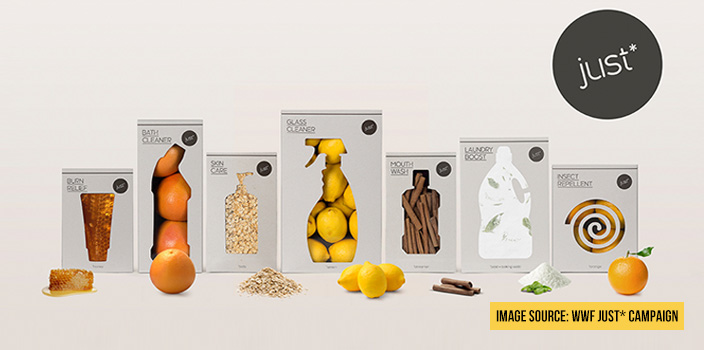 Just packaging - WWF